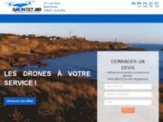 Entreprise drone bretagne