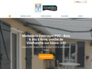 Didier Ravet Pro-Pose - Entreprise de menuiseries à Anse