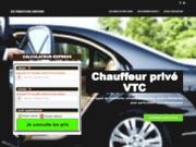 Chauffeur Privé VTC Toulon - VTC aéroport Toulon Hyères