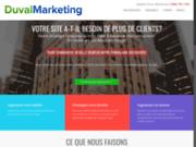 Agence de référencement web Duval Marketing