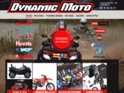 Dynamic Moto - Concessionnaire quad Ardèche