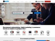 offres emploi webmarketing