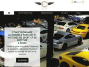Easy Car Reims : concessionnaire automobile Porsche et voitures de prestige dans la Marne
