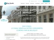 Easy Syndic : le spécialiste de la gestion de petites copropriétés en Belgique