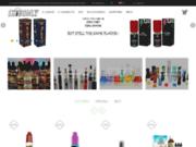 Ecigonly: cigarettes électroniques Kanger et e-liquides premiums