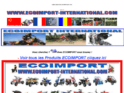 Eco Import : Vente de Quad Homologue route