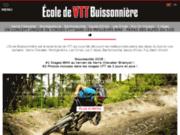École de VTT Buissonnière dans les Alpes