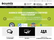 Ecomiz - Création site ecommerce prestashop