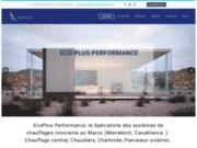 EcoPlus Performance : Chauffage au Maroc