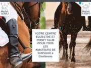 Écurie Martel - Centre équestre à Coutances