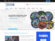 Ecussons-Police.com : Création et fabrication d'écussons