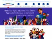 Educa-Langues-Enfants Méthodes de langues étrangères pour enfants