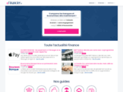 eFinancier, portail comparateur de banques