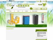 Matériel de tri sélectif et collecte des déchets