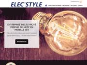 Elec'Style, entreprise d'électricité près de Metz