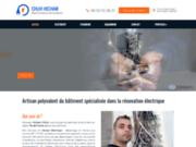HICHAM CHLIH ELECTRICITE entreprise d'électricité et rénovation