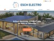 ESCH Electro : Entreprise d'électricité à Distroff près de Metz et Thionville