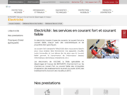 Electricien au service des syndics paris