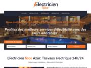 Electricien Nice - Installation et rénovation électrique à Nice
