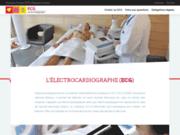 ECG: Fabricant d'électrocardiographe