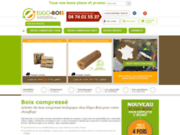 Vente en ligne de bois de chauffage - Eligo Bois
