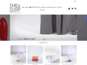 Embargo Design : meubles et déco design, arts de la table en très petite série