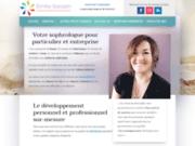 Emilie Sarazin, sophrologue : Le bien-être au service de la performance