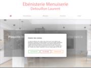 Ebénisterie Menuiserie Detouillon Laurent : Entreprise de menuiserie proche de Pontarlier
