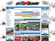 EMXtrade - vente de motos de cross en boite