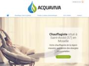 Acquaviva France à Saint-Avold spécialiste des systèmes de chauffage