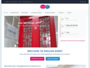 English Apart : Apprentissage et formation anglais pour professionnels et particuliers