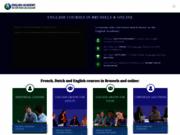 Ecole de langue à Bruxelles