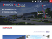 Entrepôts XXL, immobilier logistique en France