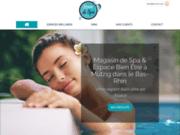 Pour la vente de spa, contacter l'entreprise ENVIE DE SPA à Mutzig