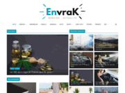 Envrak : le magazine en ligne pour apprendre au quotidien