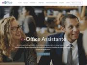 Assistante administrative dans le 20ème arrondissement de Paris