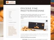 Épicerie fine méditerranéenne de poutargue, calissons et truffe blanche
