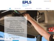 Electronique Poids Lourds Services - EPLS, garage poids lourds à Hauconcourt