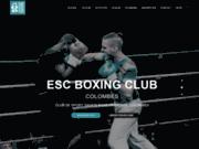 ESC Boxing Club Colombes : Club de sport Savate Boxe Française