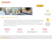 Escuela - Le spécialiste du soutien scolaire à domicile