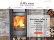 Espace Poêles et Cheminées en Bourgogne-Franche-Comté