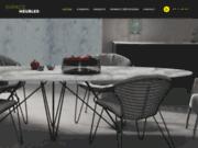 Espace Meubles, un magasin de meubles élégants à Fosses-la-Ville, en Belgique