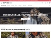 Espace Mode : vêtements de femmes, hommes et enfants en ligne
