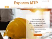 ESPACES MTP à Mouroux spécialiste des travaux de gros oeuvre