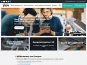 ESTEI Bordeaux - Ecole Supérieur des Technologies Electronique, Informatique et Infographie