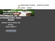 Artisan paysagiste à Geispolsheim
