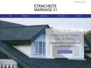 Étanchéité Marnaise, spécialiste en travaux de toiture près de Reims