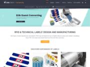 Etik Ouest Converting - Fabrication d'étiquettes techniques et tags RFID