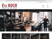 Ets Koch : vente en ligne de Materiel de Bar & Restaurant