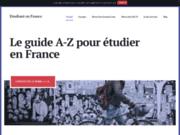 Le guide pour étudier en France